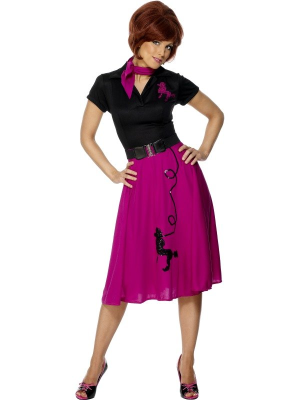 50s Style Poodle Costume ef-30813M