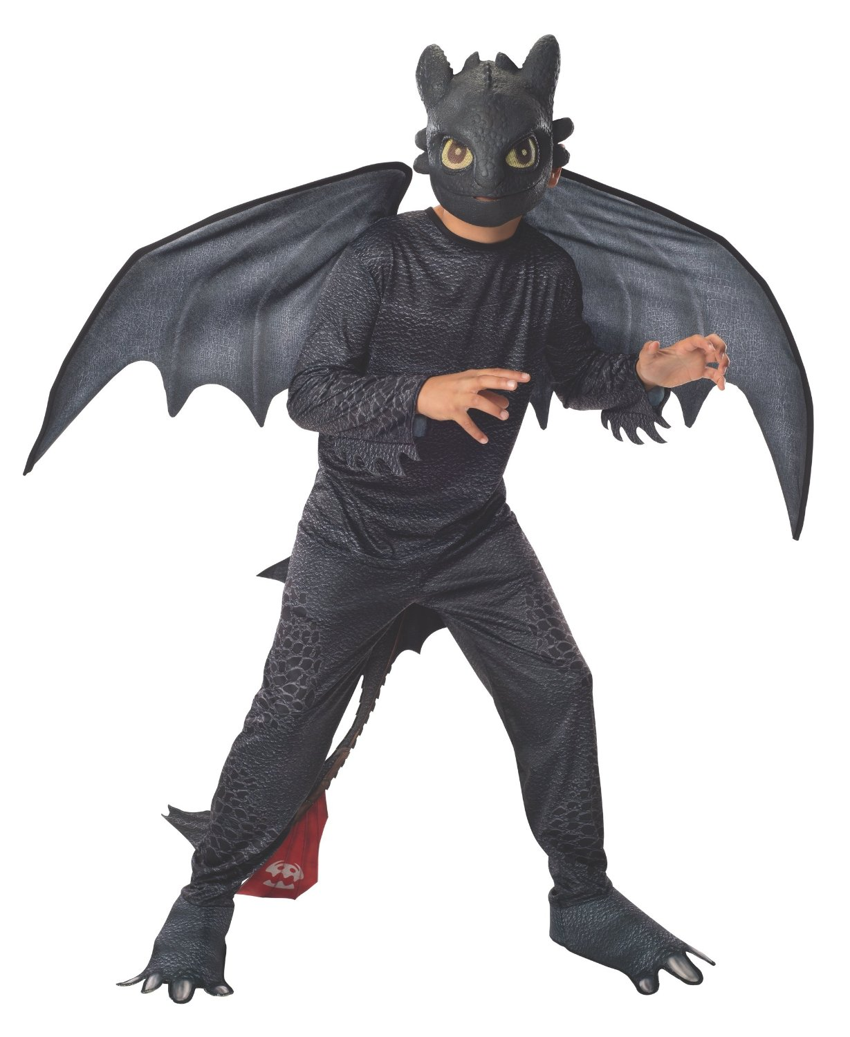 Toothless Night Fury Dragon 610103.