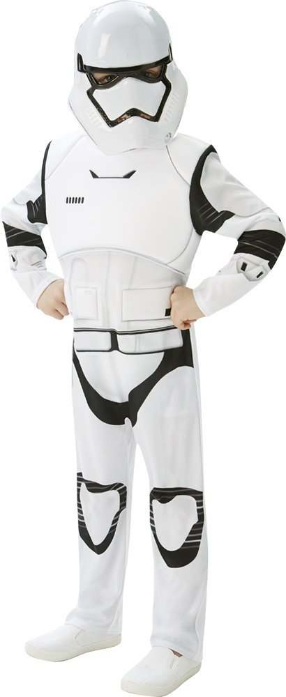 Star Wars deluxe Storm Trooper costume 620268