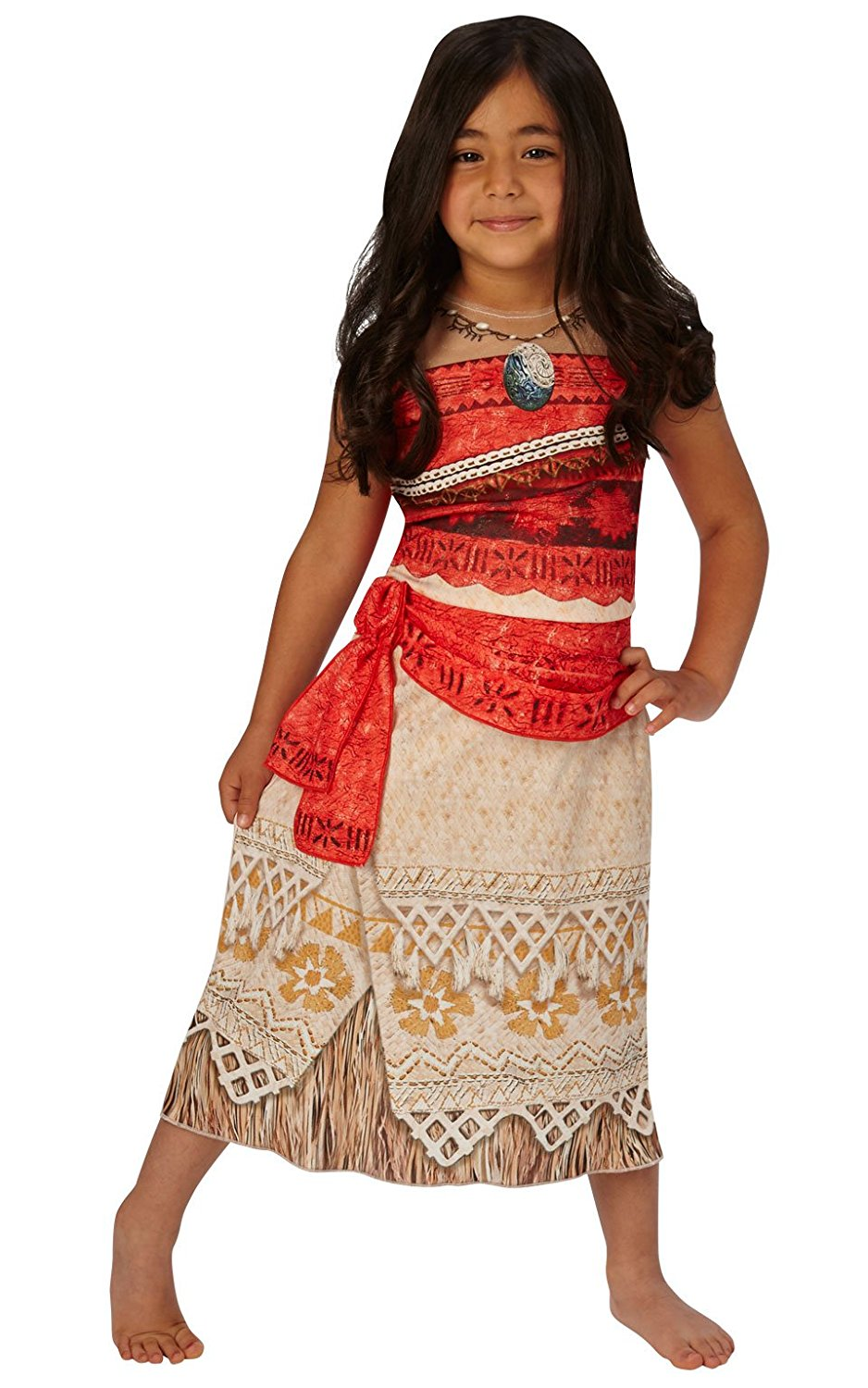 Disney's Moana child costume 630036