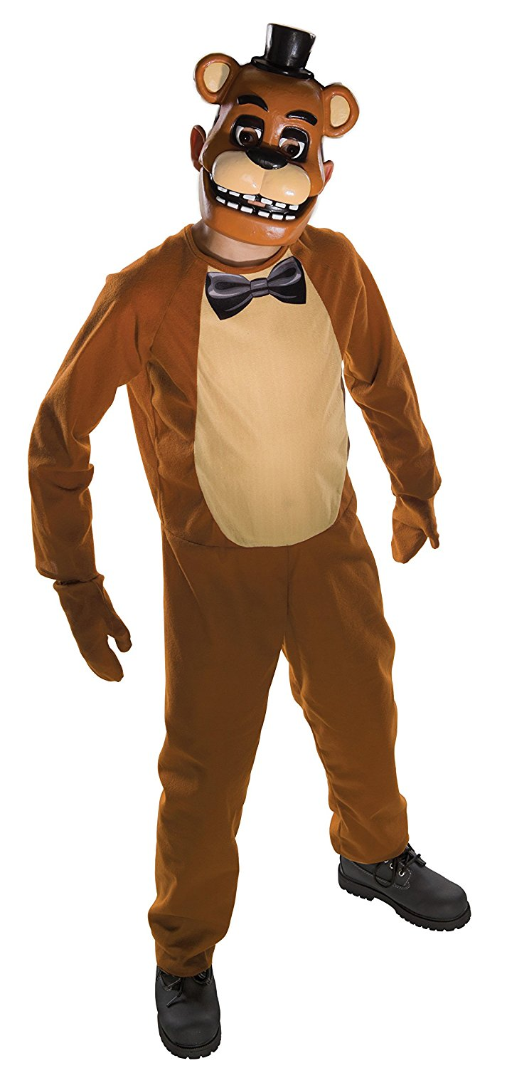 Freddy costume. Tween 10-12 years 630102