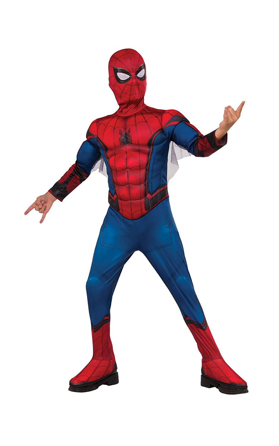 Spiderman Homecoming 2017 costume 630731