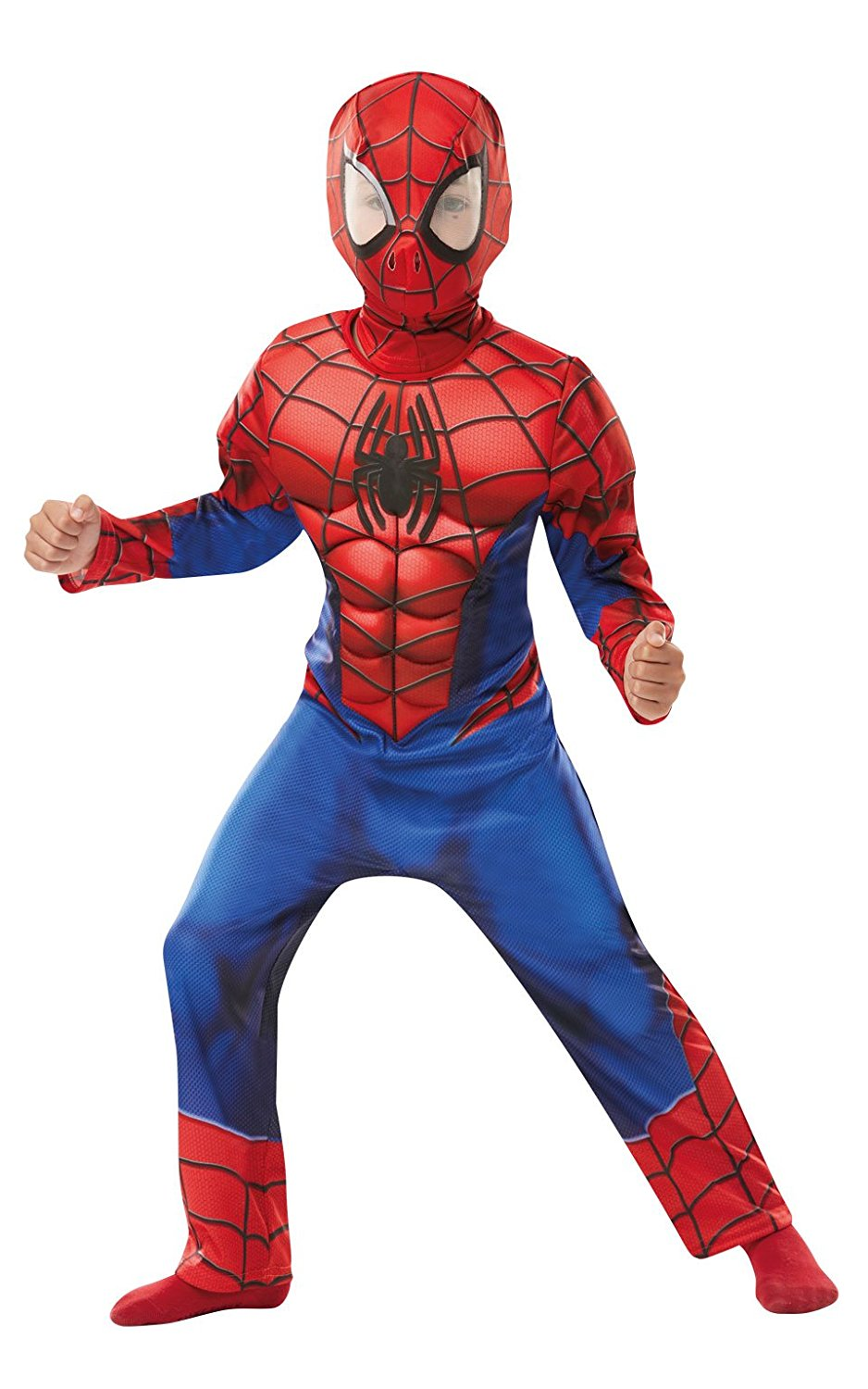Marvel deluxe Spiderman costume 640841 child