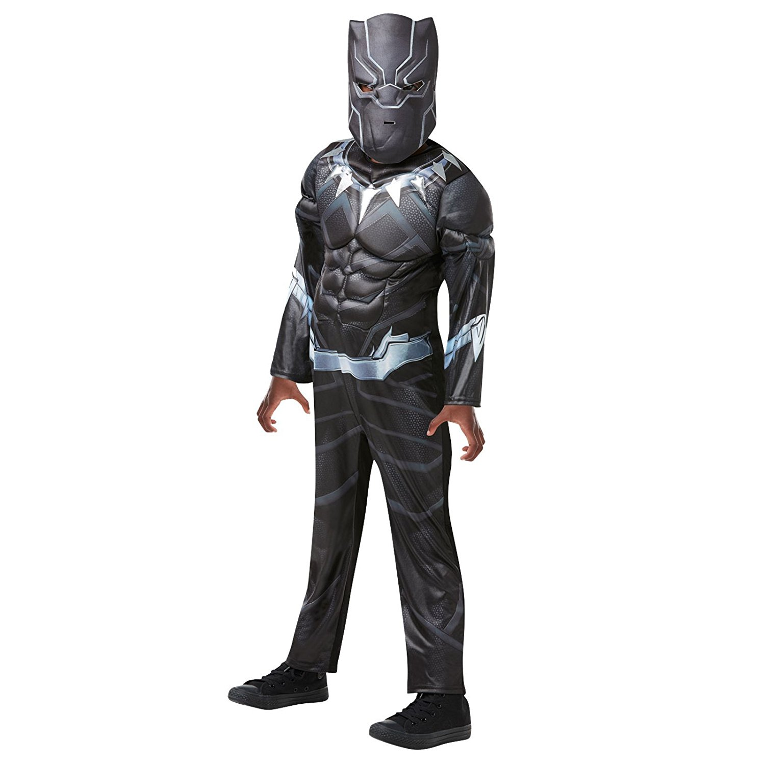Black Panther Deluxe Child Costume 640909