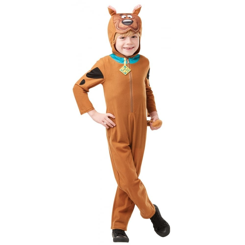Child Scooby Doo costume 640986