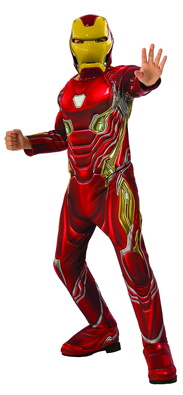 deluxe Iron Man Infinity War 641056
