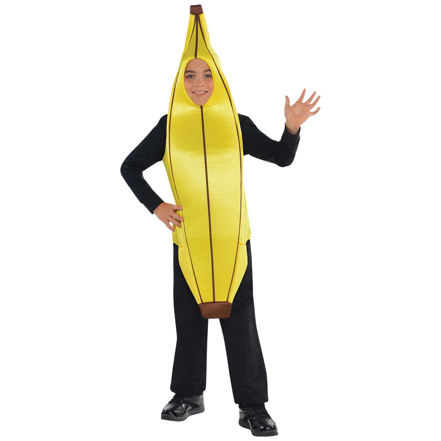 Child Banana costume 844270-55 Amscan