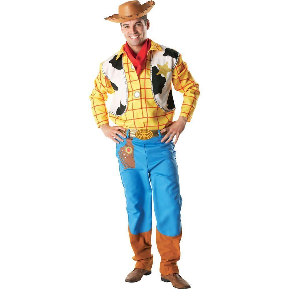 Adult Mens Toy Story Woody Costum880563