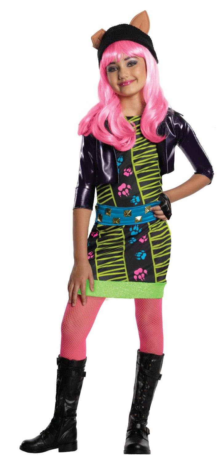 Monster High Howleen Costume 886702