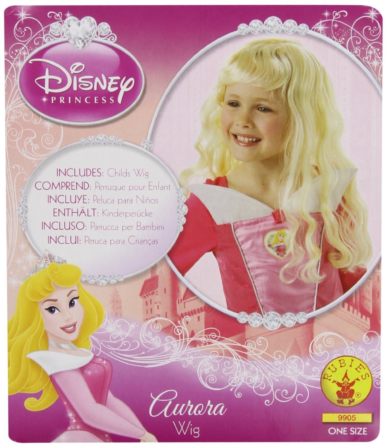 Disney's Sleeping Beauty wig 9905