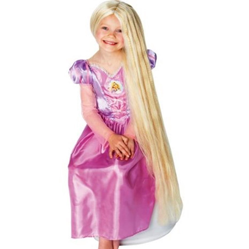 Child Rapunzel wig 9922