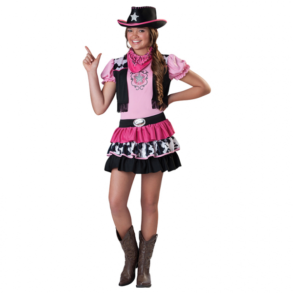 Giddy up cowgirl 999695/6 Amscan