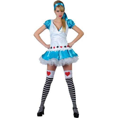 Wonderland Alice costume adult SF-0076