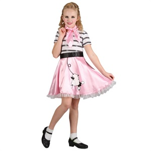 50's Bopper girl costume eg3559 (wicked)