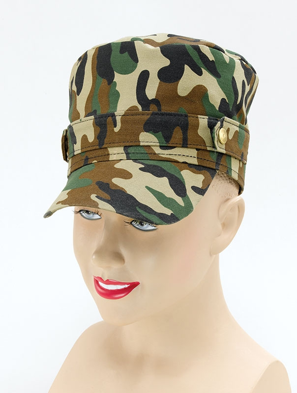 Camouflage baseball caps BH510