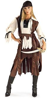 Caribbean pirate babe costume 887019