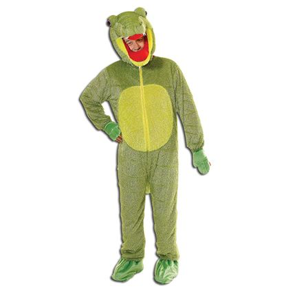 Crocodile costume AC236