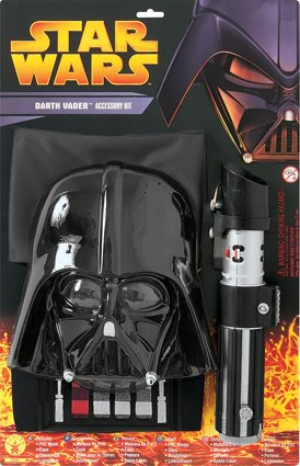 Darth vader kit kids 5207
