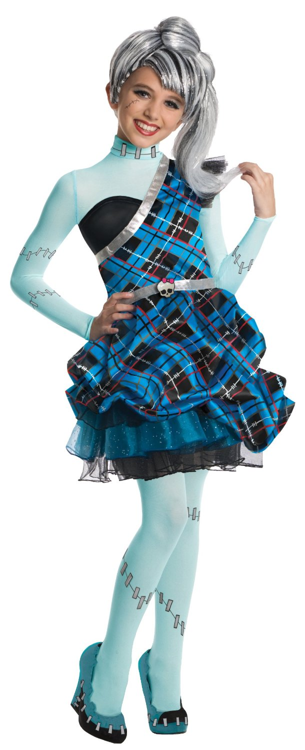 Monster High Deluxe Frankie Stein costume 880991