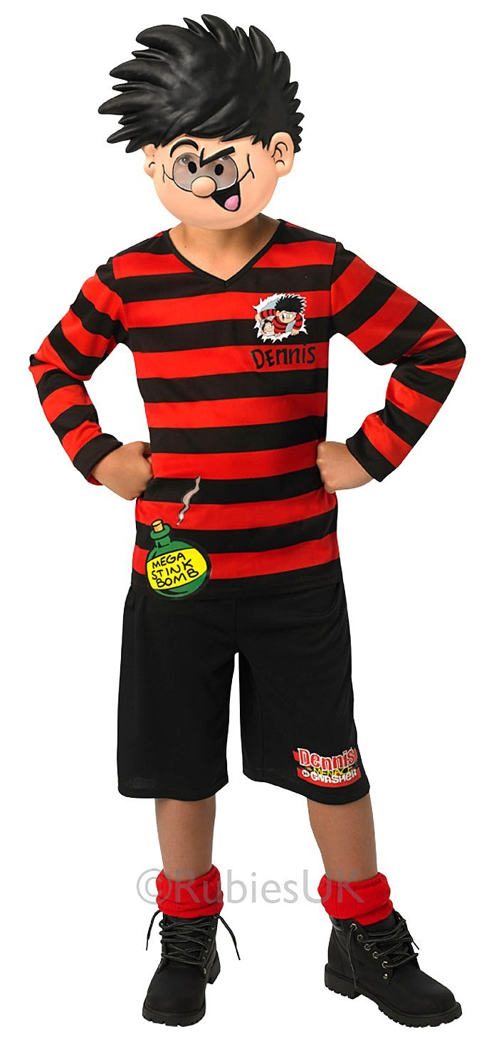 Dennis The Menace costume 9-10 years 680088