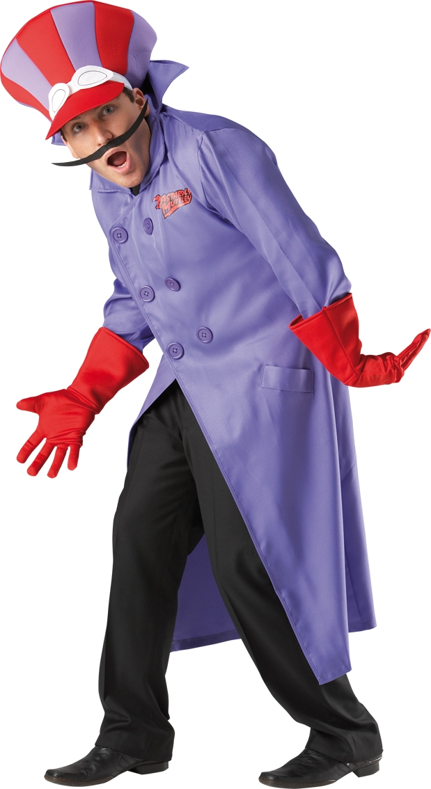 Dick Dastardly costume 889747