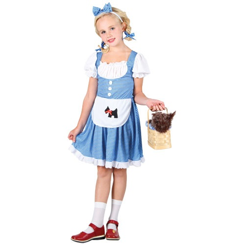 Dorothy kids costume EG-3549 wizard of oz