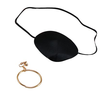 Earring and Eyepatch BA068