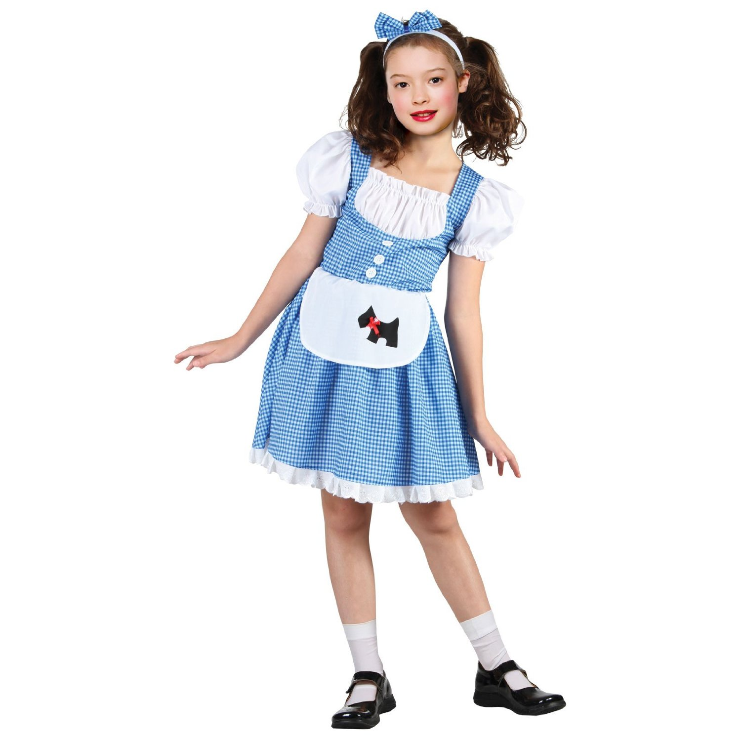 Girls Country girl costume (eg3595 wicked)
