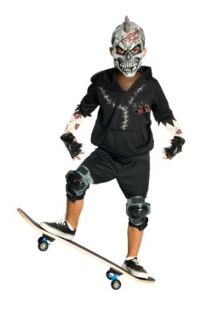 Facepaint Skate Punk costume 884641
