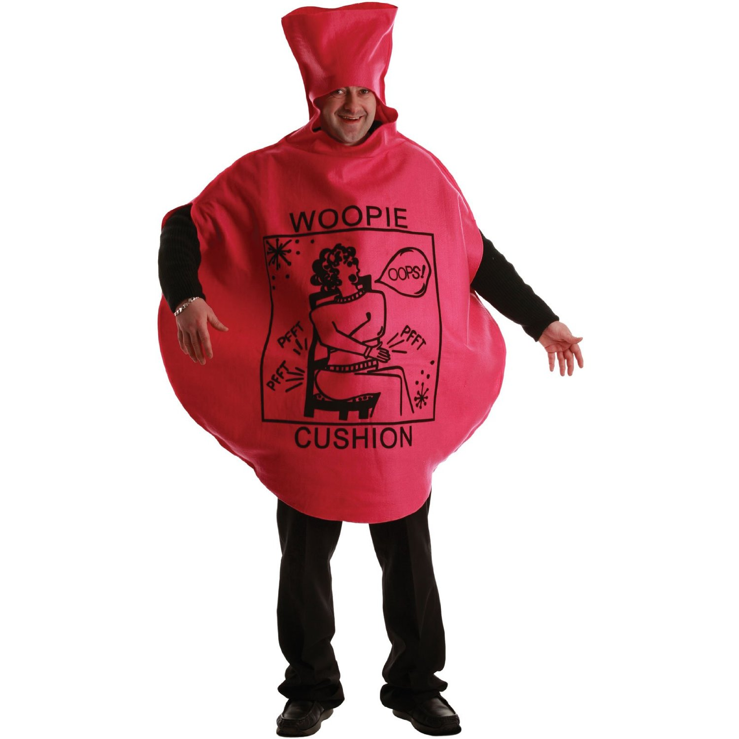 Adult Whoopie cushion costume fn8601