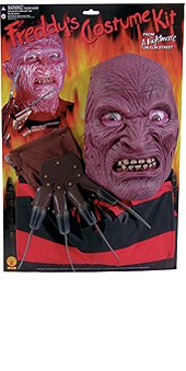 17059 Adult Freddy blister kit