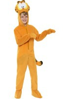 Garfield Costume, Child ef-39080M