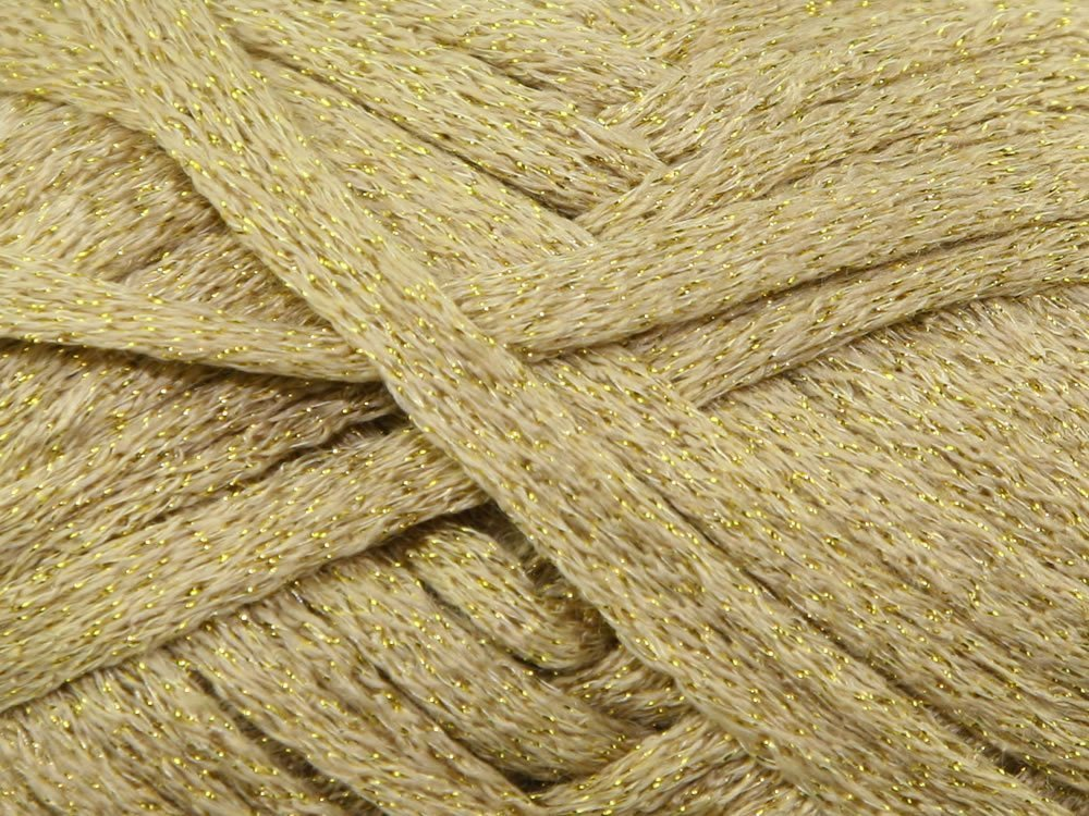 Gold Disco cancan wool 002