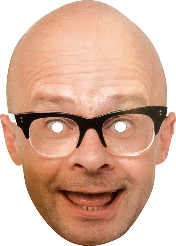 Harry Hill mask Pm023