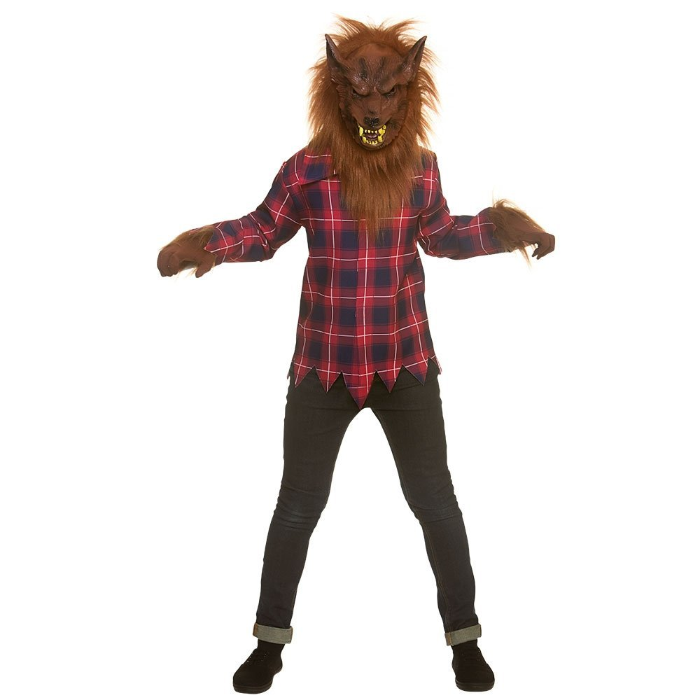 Child Werewolf costume hb6546 wicked