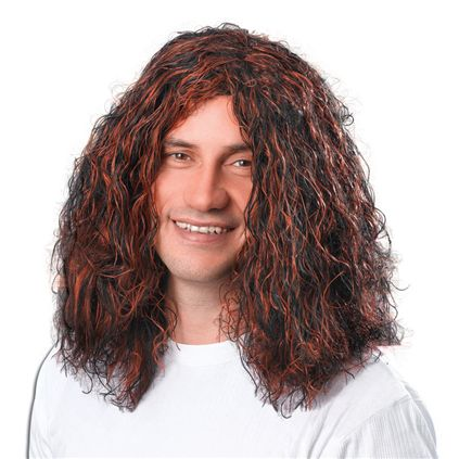 Hippy man wig BW283