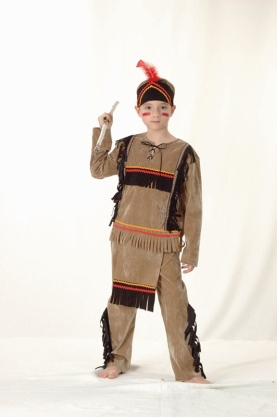 Indian boy costume CC691