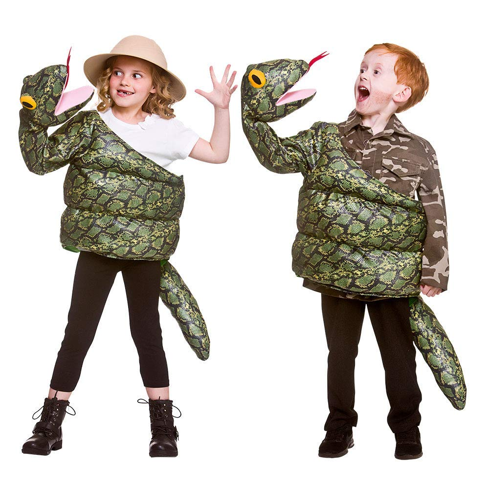 Child snake costume ka5924 Wicked