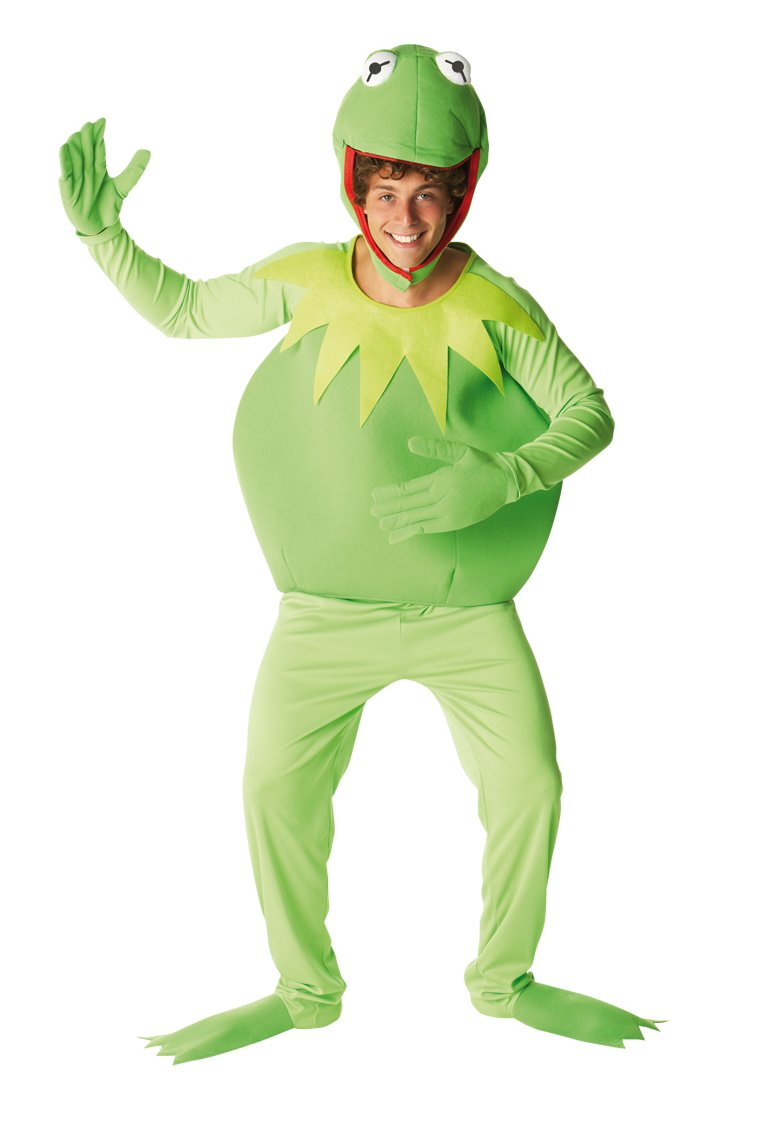 Kermit the frog costume 889802 (standard)