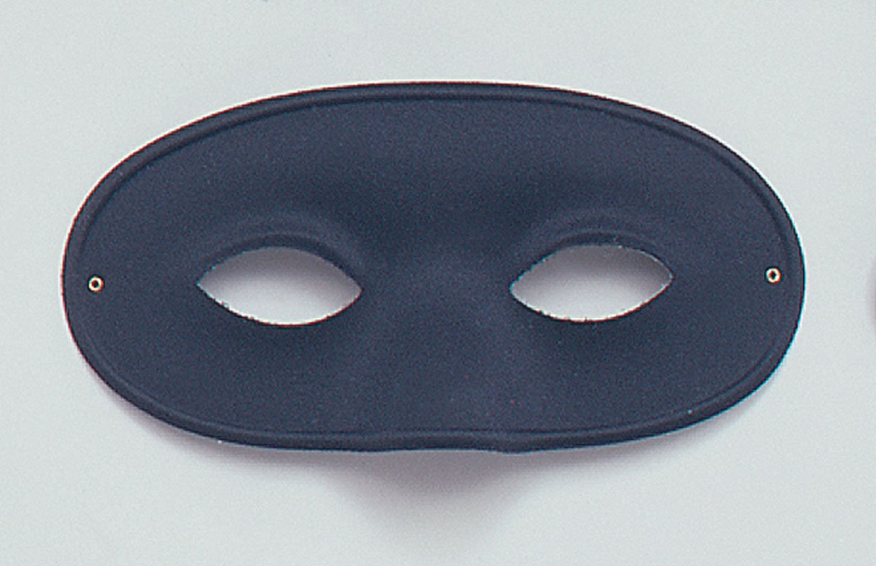 Gents black eye-mask EM192