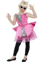 Mini Dance Diva Costume ef-21901M