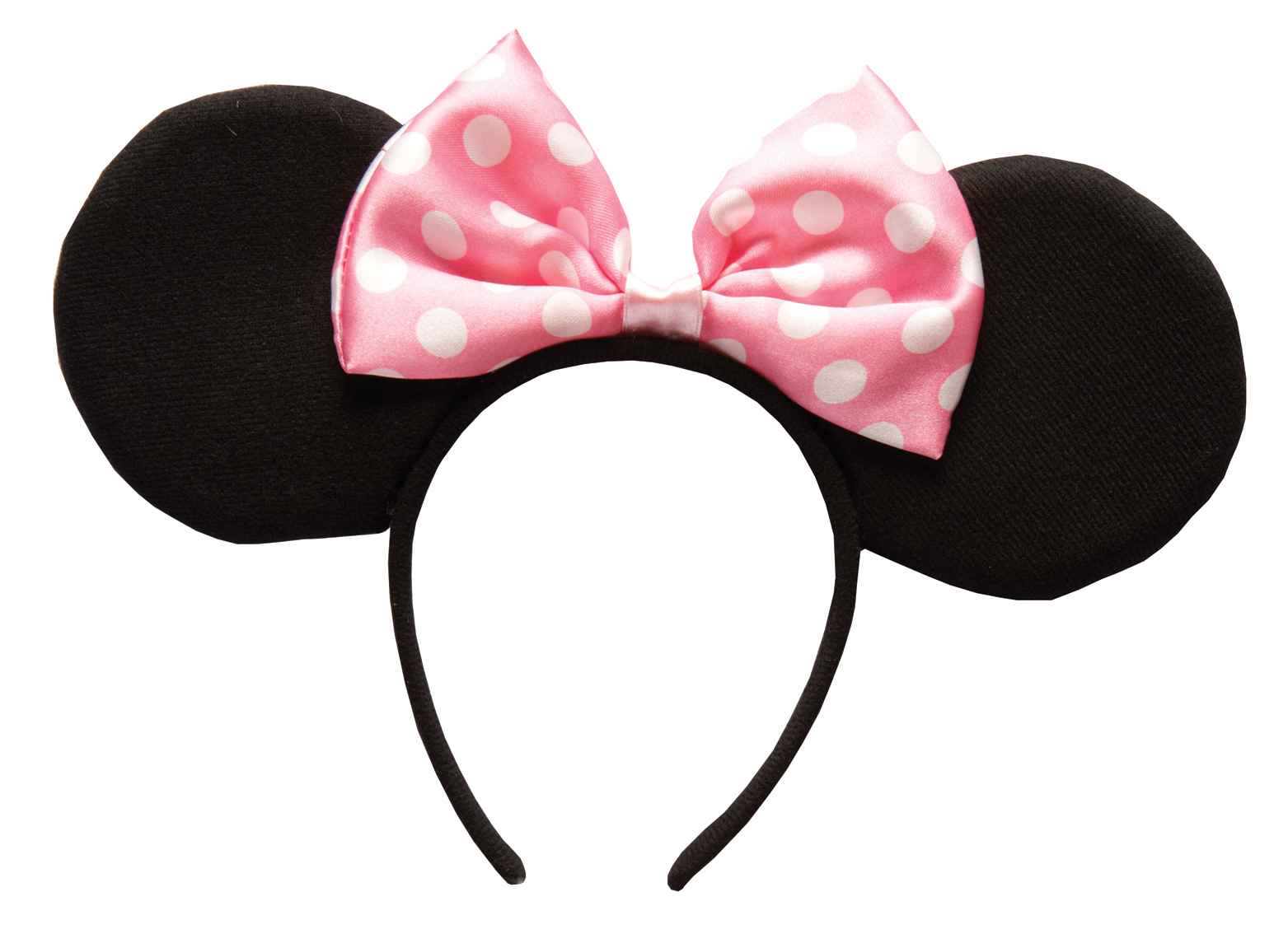 Minnie Mouse ears with bow 30201