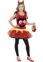 Moshi Monsters Diavlo Costume ef-35925L