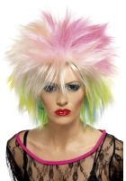80's Cute multi spikey Wig ef-33554