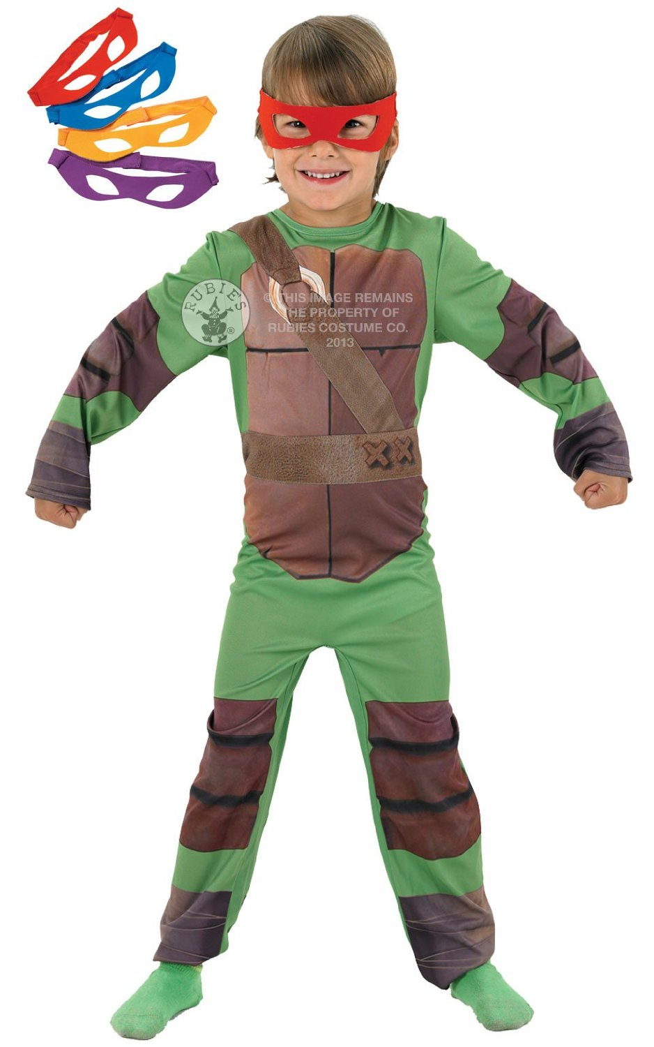 Teenage Mutant ninja turtle costume 886811