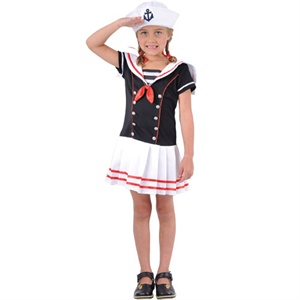 Sailor girl costume EG-3530