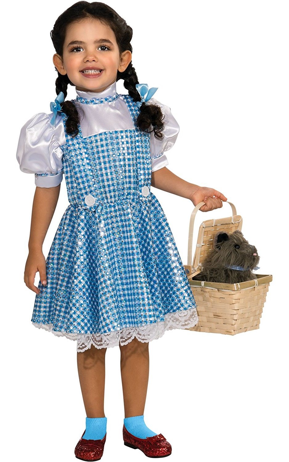 Sequin Dorothy Wizard of Oz costume 886493