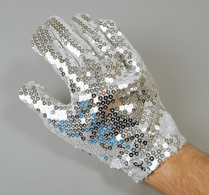 Michael sequin glove