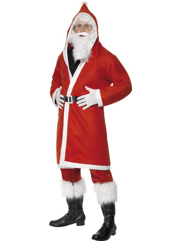 Father Christmas Costume ef-23170M (smiffys)