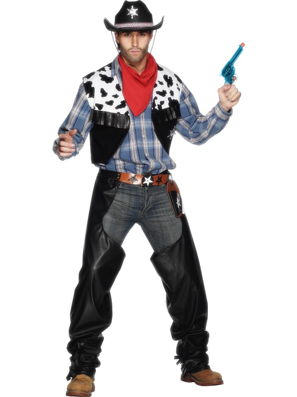Cowboy Costume adult ef-23860M (smiffys)